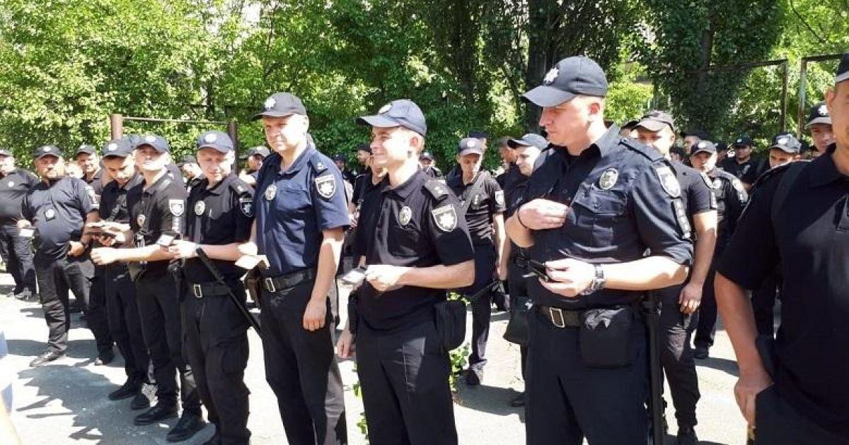 6,5 тысячи полицейских будут охранять избирательные участки Киева