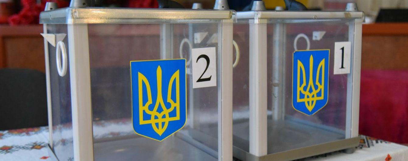 У Києві голова виборчої комісії прийшов на дільницю напідпитку