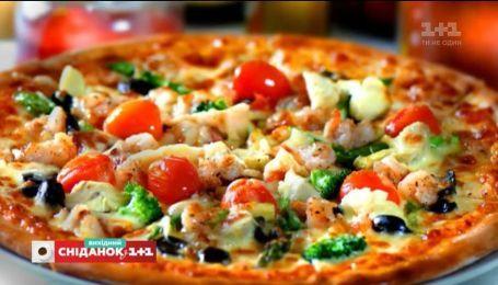 Піца – сніданок, кращий за вівсянку