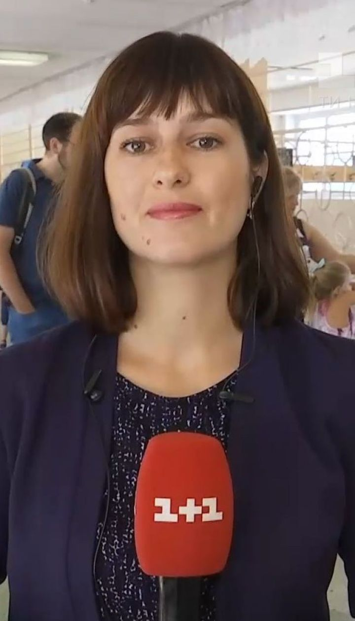 Выборы в Раду: как голосуют украинцы на избирательных участках в столице