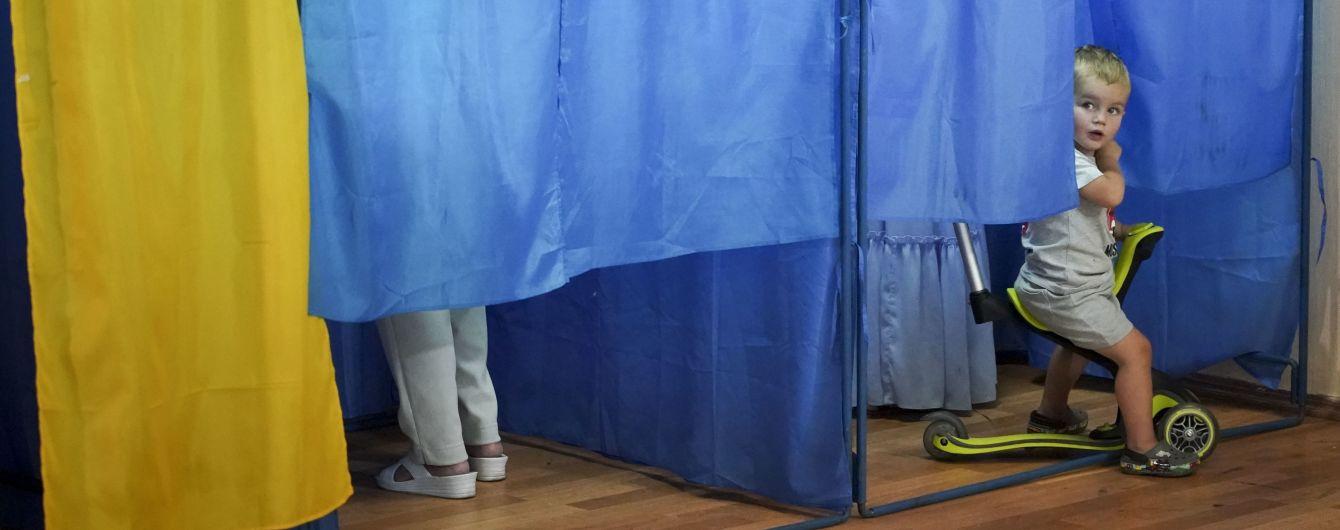 У Зеленского, Вакарчука и Порошенко жалуются на низкую явку и призывают прийти на выборы