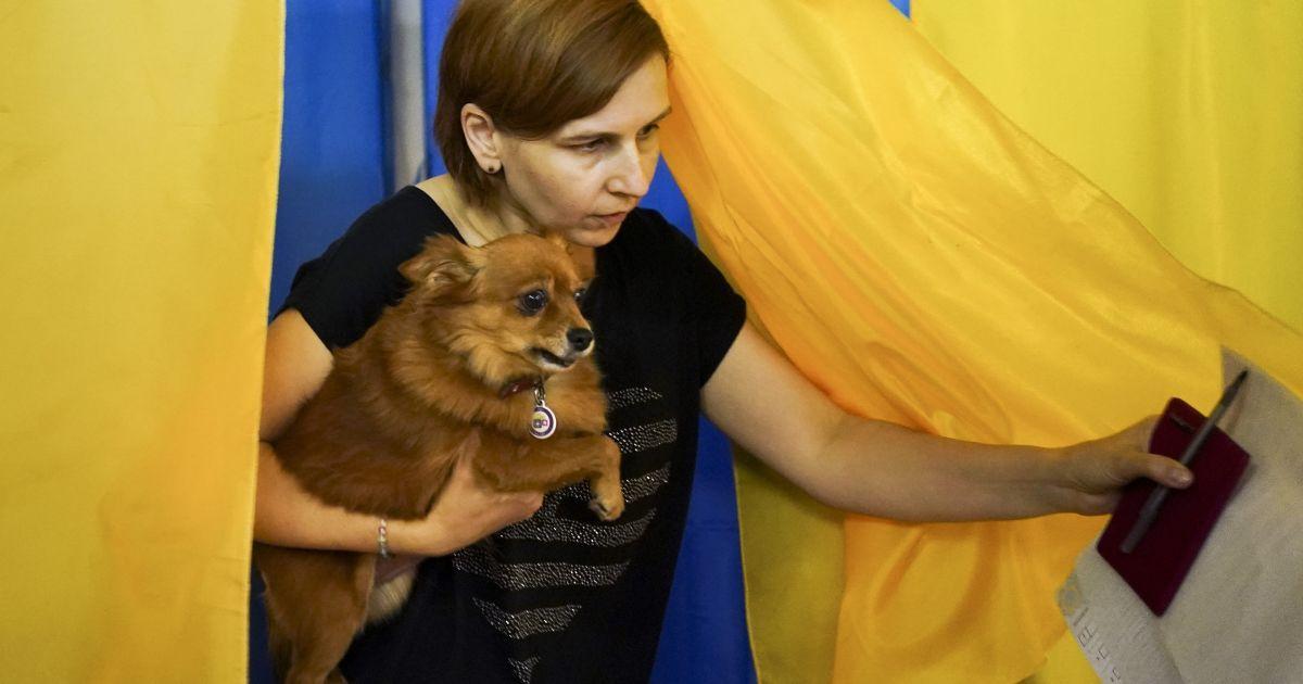 Парламентские выборы-2019: как голосуют украинцы