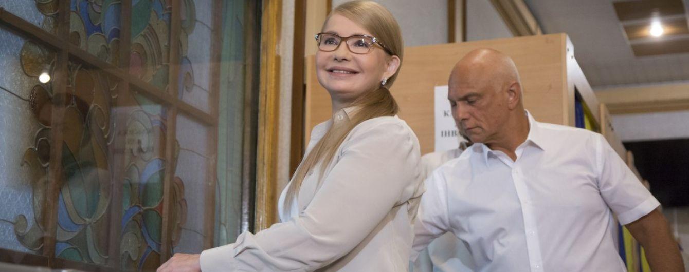 Тимошенко назвала, кто будет решать о составе новой коалиции и кандидате в премьеры