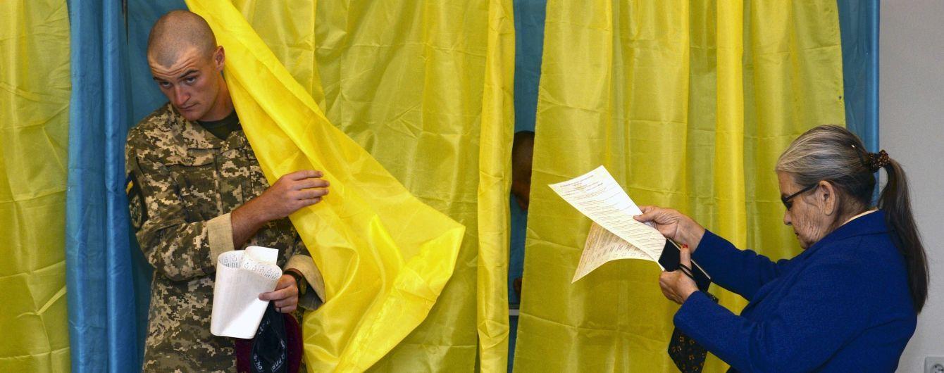 Результати ЦВК і лідери на мажоритарних округах. Текстова онлайн-трансляція парламентських виборів 2019