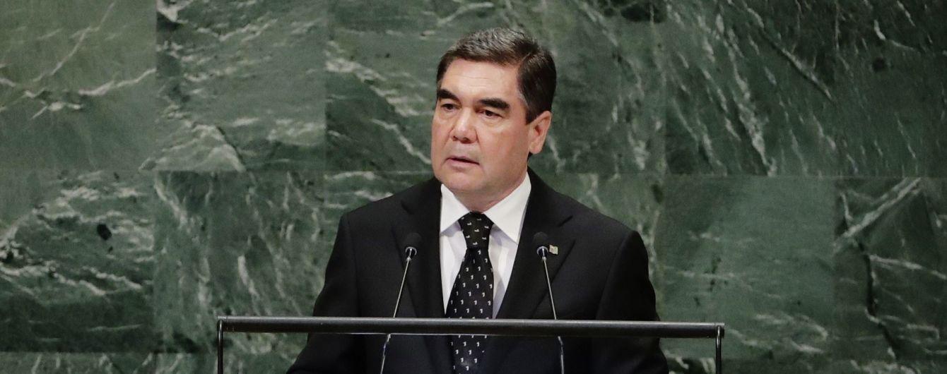 ЗМІ повідомляють про смерть президента Туркменістану: у Мережі не вірять, офіційна влада мовчить