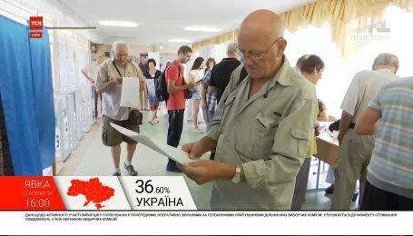 Данные о явке избирателей и первые закрытые участки - что известно по состоянию на 18:00
