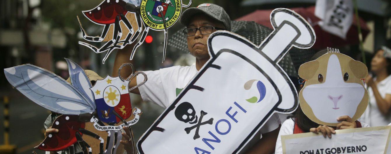 На Філіппінах оголосили національну тривогу через спалах небезпечної хвороби