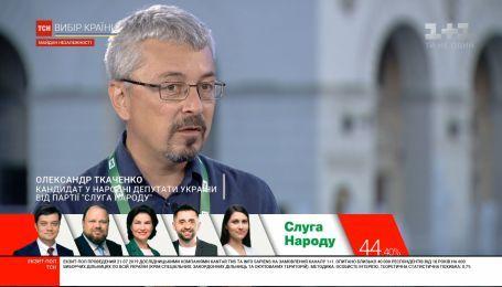 """""""Маніпуляції не пройдуть"""": Ткаченко прокоментував ситуацію підрахунку голосів на округах"""