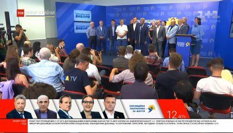 Після оголошення екзитполів політичні сили заговорили про готовність до коаліцій