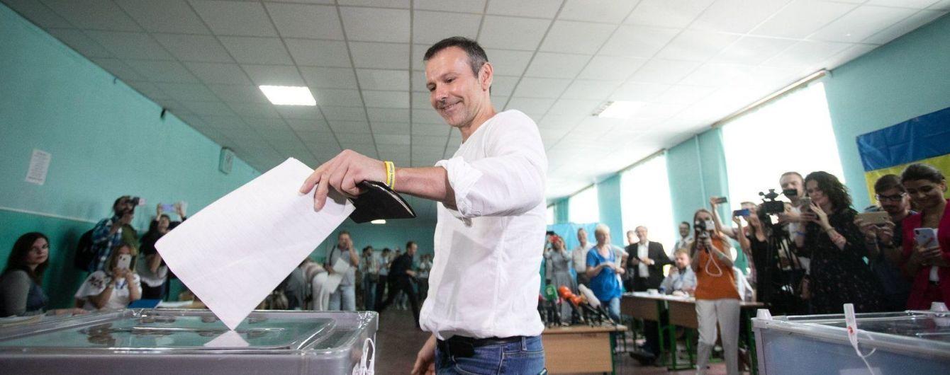 Вакарчук назвал четыре условия для присоединения к будущей парламентской коалиции