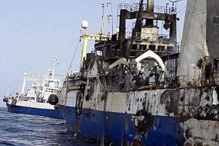 Мавритания отпустила украинских моряков с затонувшего у его берегов судна