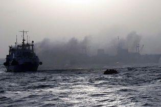 Один из членов экипажа затонувшего в Мавритании украинского судна исчез