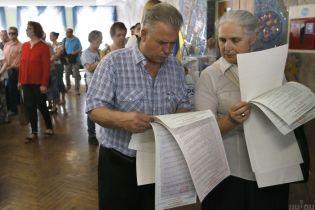 """В Центризбиркоме подсчитали 20% протоколов: по партийным спискам с 30-процентным отрывом лидирует """"Слуга народа"""""""