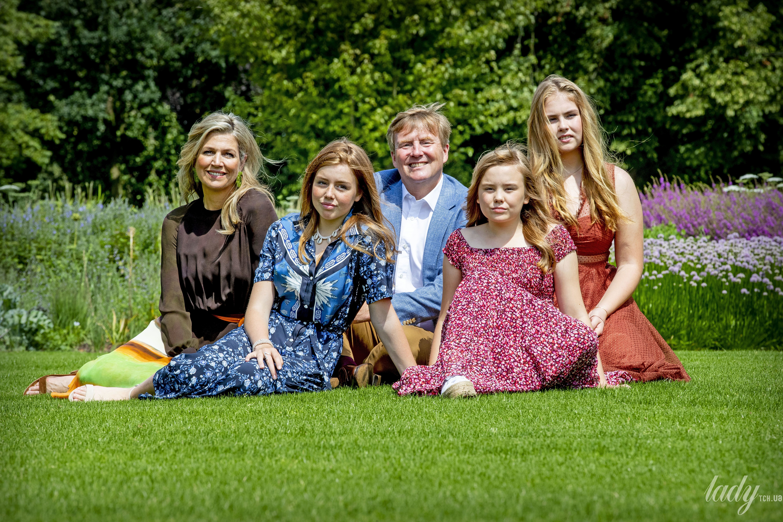 Королевская семья Нидерландов_1