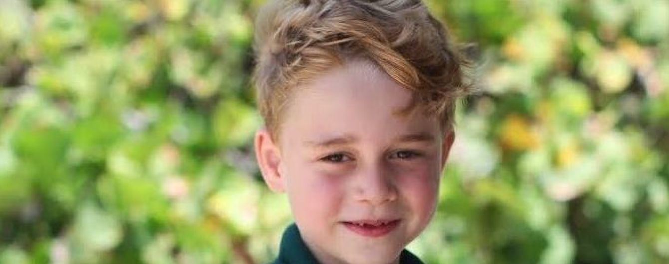 У Мережі з'явилися нові кумедні світлини підрослого сина Кейт та принца Вільяма