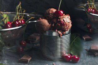 Шоколадно-сливочное мороженое за 5 минут