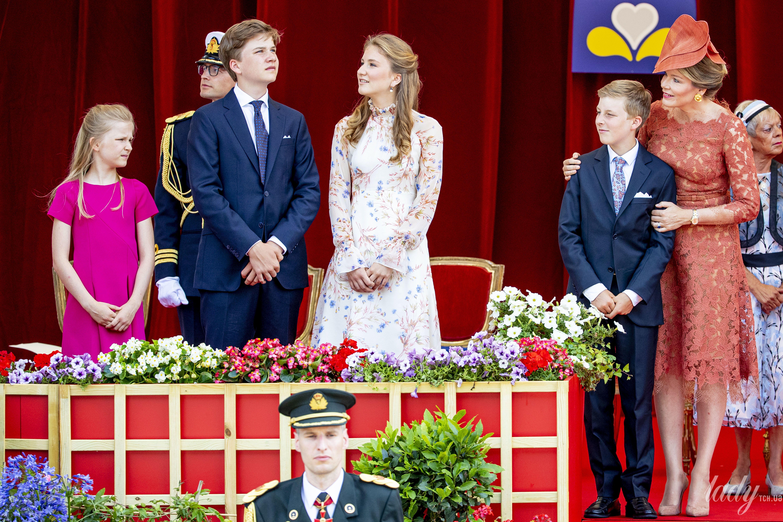 Бельгийская королевская чета_3