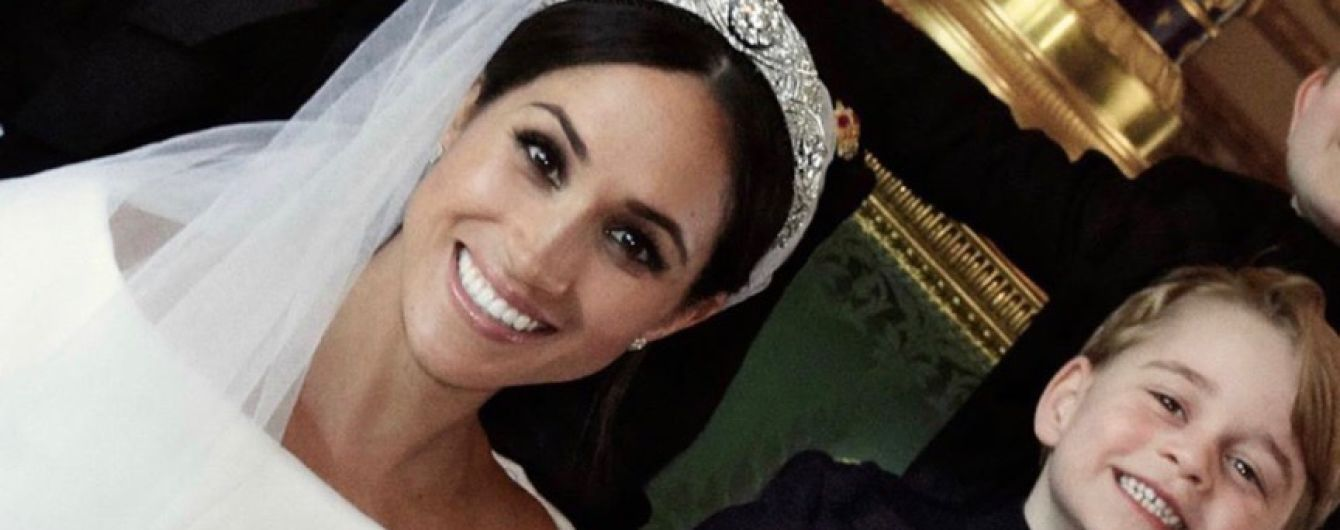 Несподівано: герцогиня Сассекська і принц Гаррі привітали принца Джорджа з днем народження, опублікувавши миле фото