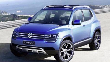 Volkswagen випустить новий компактний кросовер