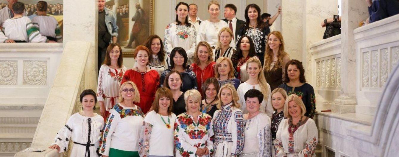 Кожен п'ятий депутат Ради буде жінкою - Суслова
