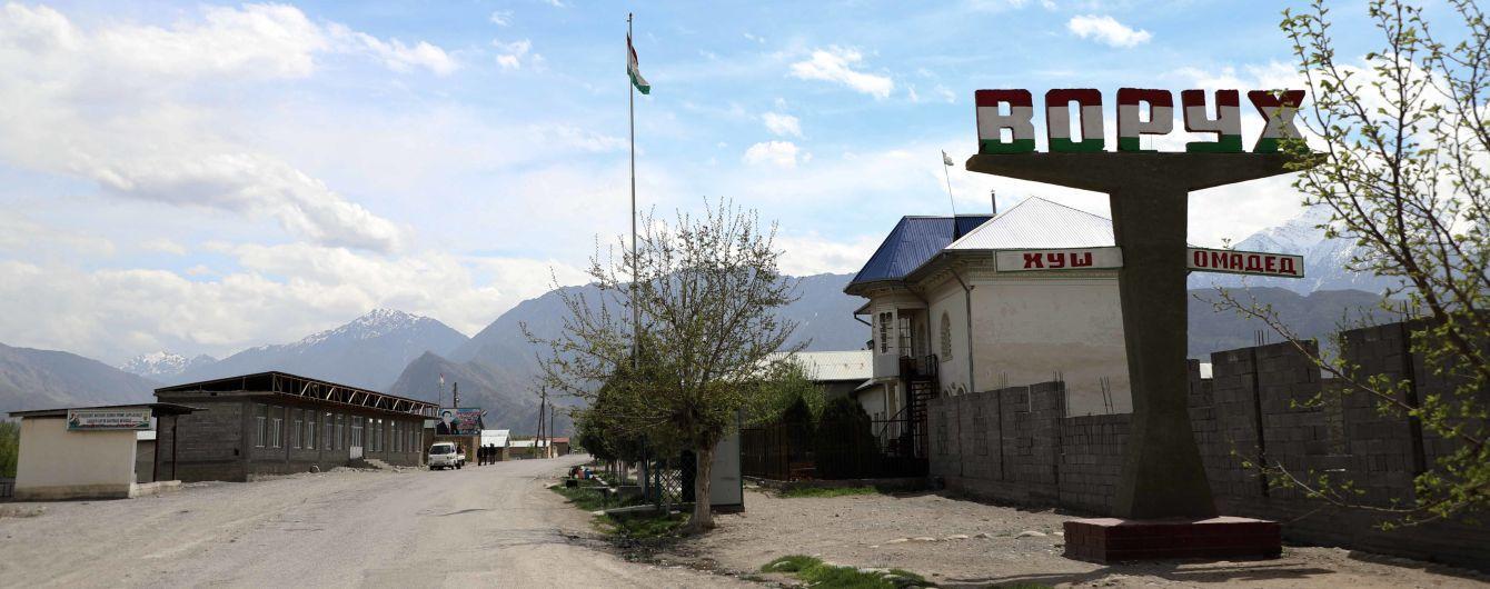 В столкновениях на границе между Таджикистаном и Кыргызстаном погиб человек, еще пятеро пострадали
