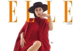 В красивых образах: сексуальная Моника Беллуччи появилась в новом глянцевом фотосете