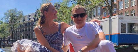 Закохані в Амстердам: Осадча та Горбунов поділилися знімками з відпустки