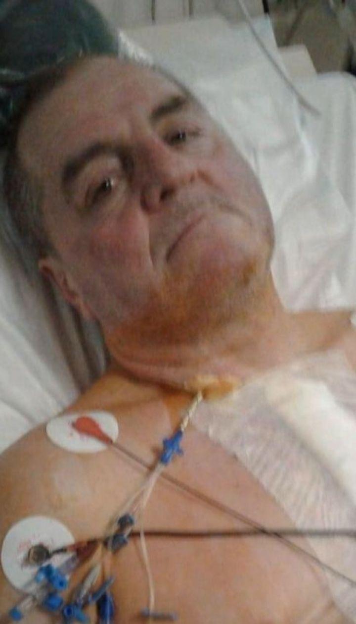 Украинский политзаключенный Эдем Бекиров не встает с кровати из-за защемления нерва в позвоночнике