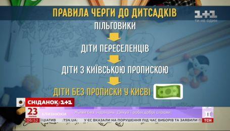Для детей без киевской прописки детские сады теперь платные: что делать родителям