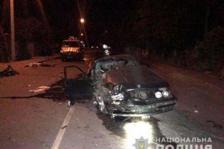Один пассажир погиб и двое травмированы в пьяной аварии в Ровно