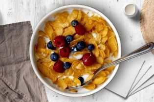Сколько сахара в вашем сухом завтраке?