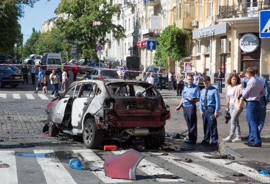 Відомі українці підписуються під зверненнями щодо розкриття вбивства Шеремета