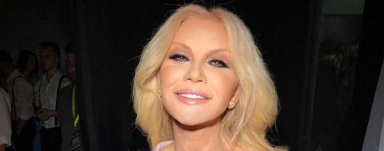 Таисия Повалий анонсировала первый за последние пять лет концерт в Киеве