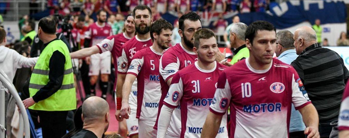 Чемпіон України з гандболу дізнався суперників у міжнародній лізі SEHA