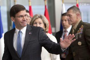 Сенат США затвердив Марка Еспера на посаді голови Пентагону