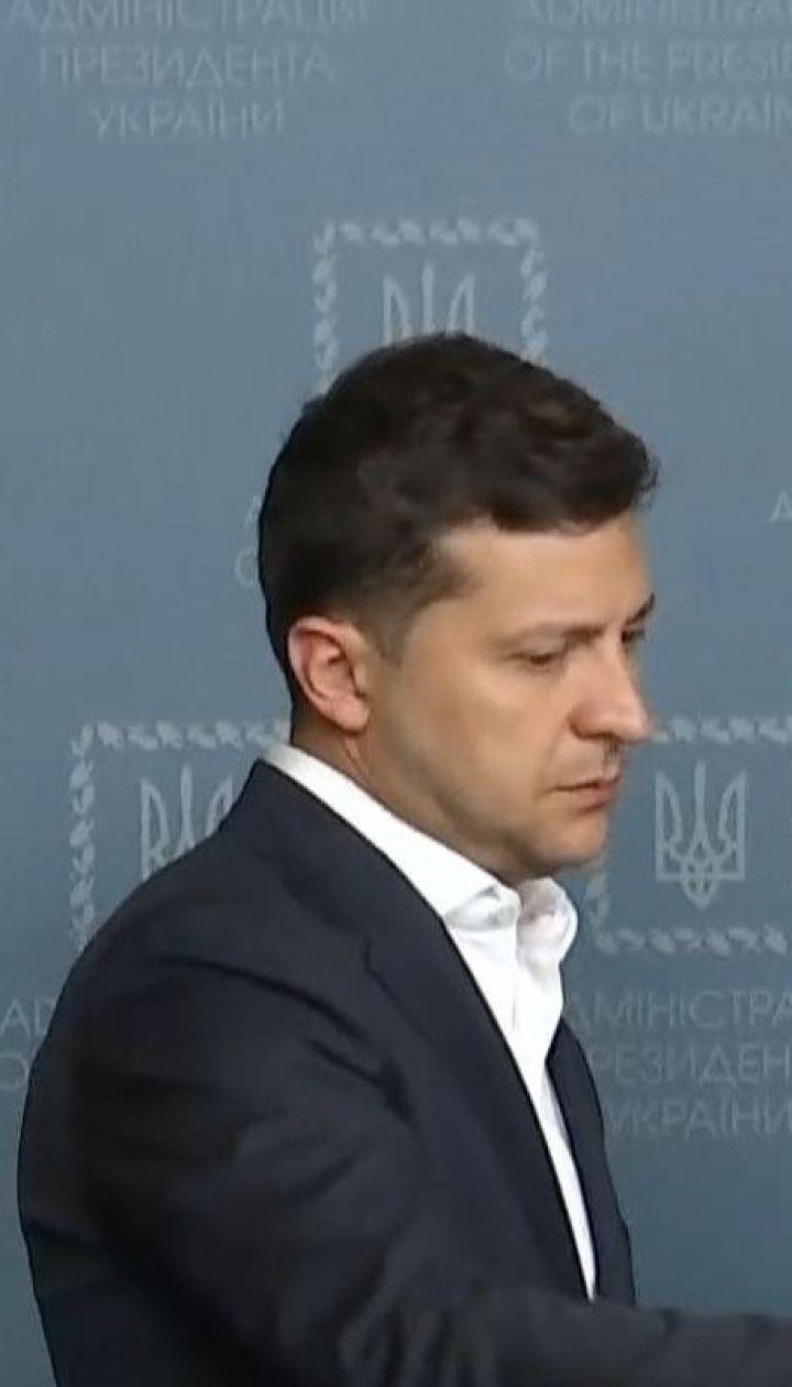 Зеленський провів нараду з керівником поліції щодо розслідування справи Шеремета