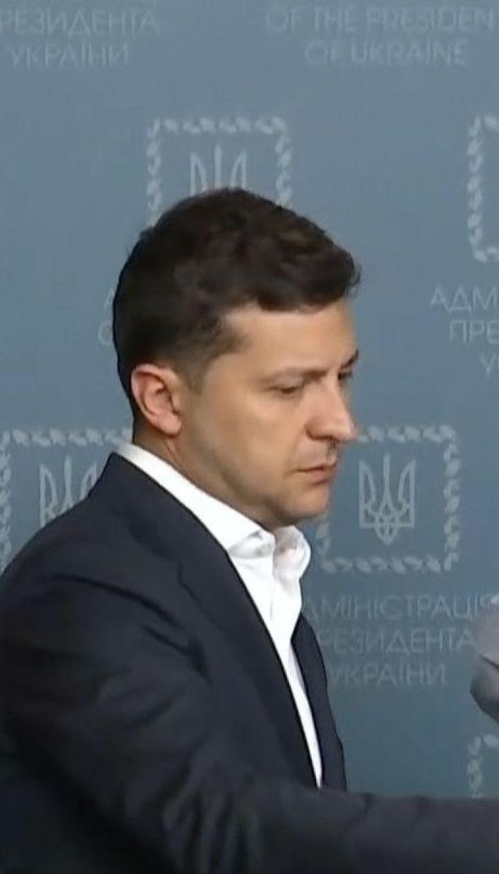 Зеленский провел совещание с руководителем полиции по расследованию дела Шеремета