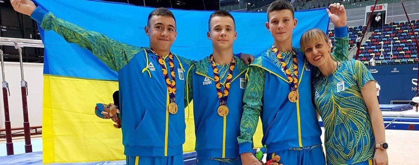 """Україна завоювала перше """"золото"""" Олімпійського фестивалю в Баку"""