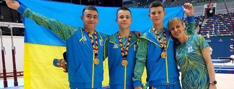 "Украина завоевала первое ""золото"" Олимпийского фестиваля в Баку"