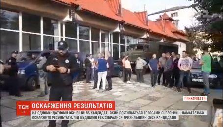 Кандидат в нардепы утверждает о нарушениях во время голосования на округе №86 на Прикарпатье