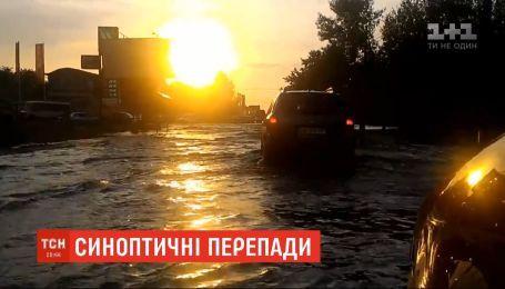 Чем украинцам могут угрожать резкие перепады температуры