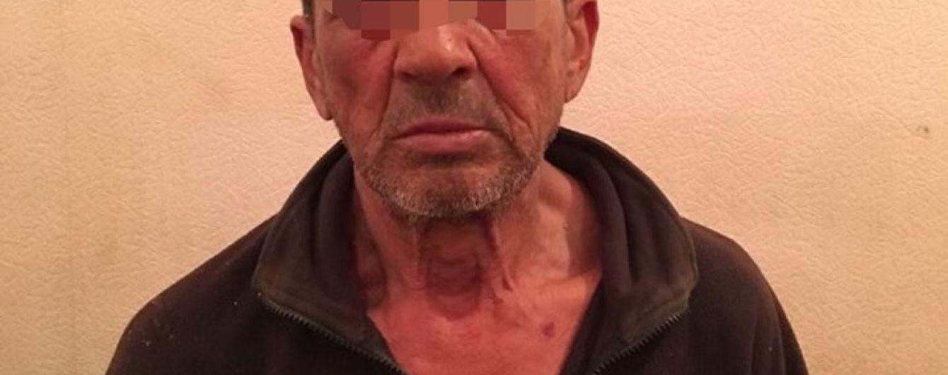 На Одещині 63-річний педофіл зґвалтував 9-річного хлопчика, який сам прийшов на ставок