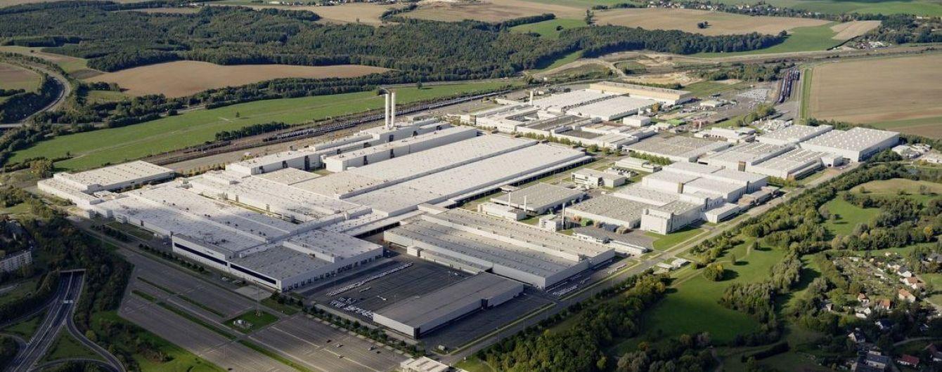 Volkswagen запустить завод потужністю 330 тисяч електрокарів на рік