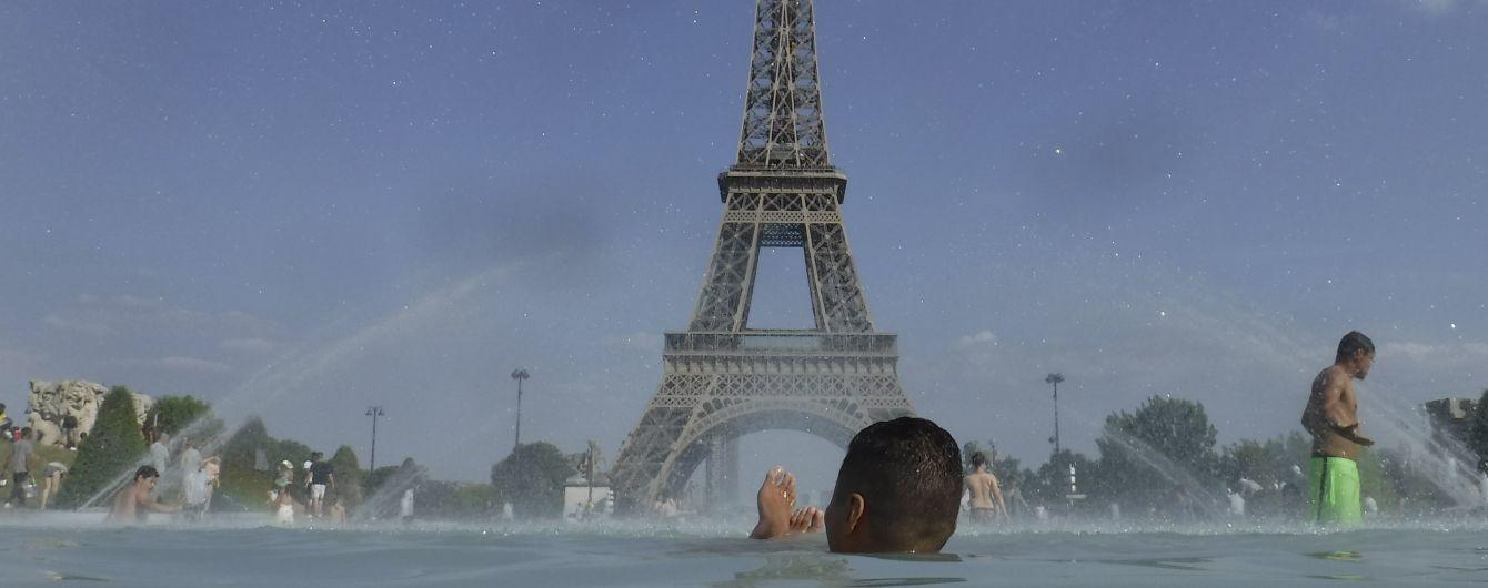 Пекло повертається: Західну Європу знову накриє рекордна спека