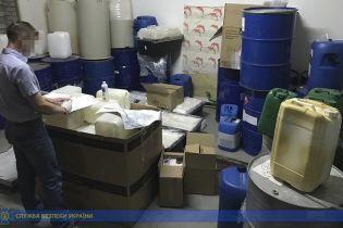 На Киевщине СБУ разоблачила лабораторию с наркотиками на 5 миллионов долларов