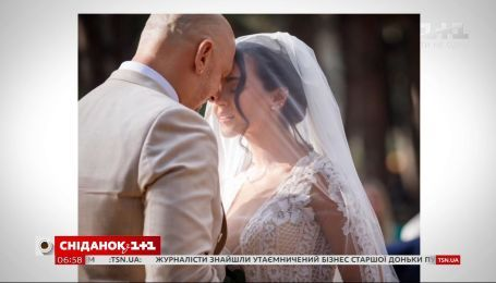 Потап і Настя Каменських насправді одружилися ще майже рік тому