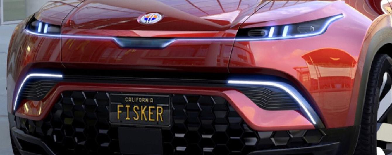 Fisker представил премиального конкурента Tesla Model Y
