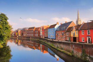 Определены 20 красивых европейских городов