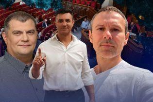 Вакарчук, Тищенко и Скичко: украинские звезды, которые прошли в Верховную Раду