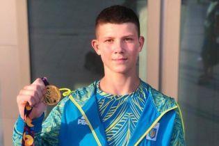 Украина завоевала вторую золотую медаль на Олимпийском фестивале в Баку